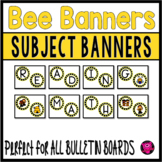Bee Themed Classroom  Bulletin Board Banner