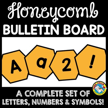 bee themed classroom decor bee bulletin board letters printable