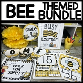 BEE Themed Classroom Decor BUNDLE