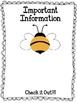 BEE binder editable