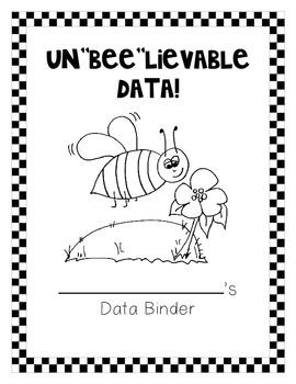 BEE data binder cover