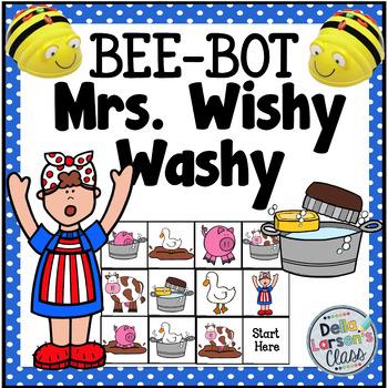 BEEBOT Wishy Washy Re-Tell
