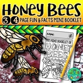BEES! {A booklet of activities celebrating honey bees, bumble bees & wasps}