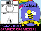 Bees : Graphic Organizers and Writing Craft Set : Science & Literacy