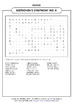 BEETHOVEN'S FIFTH SYMPHONY WORD SEARCH