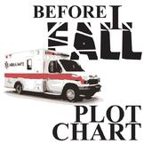 BEFORE I FALL Plot Chart Organizer Diagram Arc (Oliver) -