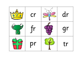 BEGINNING BLENDS GAMEBOARDS (DECODABLE WORDS/ SYNTHETIC PHONICS)