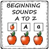 BEGINNING SOUNDS ADAPTED BOOK