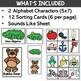 Free Phonemic Awareness Pocket Chart Sample