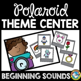 BEGINNING SOUNDS CENTER PICTURE SORT ACTIVITY KINDERGARTEN