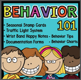 Brag Tags, Behavior, and Classroom Management Forms