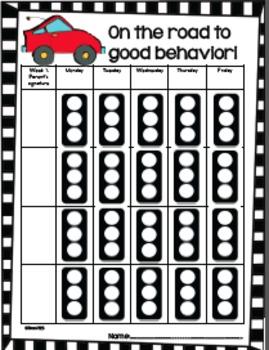 Behavior Management Classroom Management Forms