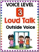 BEHAVIOR CHART, VOICE LEVEL POSTERS, REWARD SYSTEM