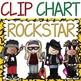 BEHAVIOR CLIP CHART: ROCK STAR THEME
