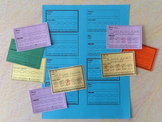 BEHAVIOR GOAL CARD for Upper Elementary and Middle Schoolers