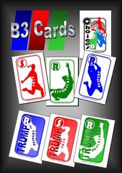 BEHAVIOR MANAGEMENT: B3 Boardgame & Posters