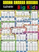 BEHAVIOR MANAGEMENT BIG KIDS REWARD CHARTS {EDITABLE BACK