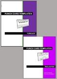 BEHAVIOR MANAGEMENT REWARD CARDS BUNDLE - BULLSEYE/CIRCLES