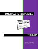 BEHAVIOR MANAGEMENT REWARD CARDS - CIRCLES