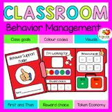 BEHAVIOR SUPPORT FOLDER - Visual Behaviour Management tool