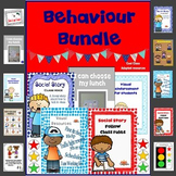 BEHAVIOUR SUPPORT BUNDLE (for students with Special needs)