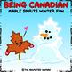 BEING CANADIAN – Winter Fun