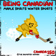 BEING CANADIAN - Winter Sports