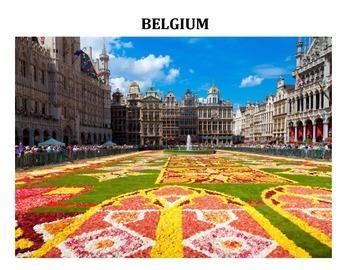 BELGIUM UNIT (GRADES 4 - 8)