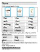 BENCHMARK-FIRST GRADE-WORD WORK-UNIT 4-COMPLETE SET OF DECODABLES