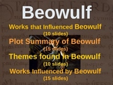 BEOWULF - (PART 4: WORKS INFLUENCED BY BEOWULF) visual, in