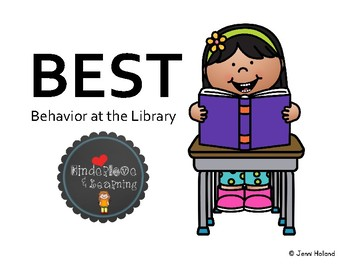 BEST Behavior at the Library