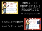 BEST SELLER BUNDLE!  - Language Development:  WIDA ACCESS Practice