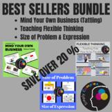 BEST SELLER BUNDLE; Mind Your Own Business; Flexible Think