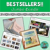 ALL GREAT FOR TELETHERAPY! Bestsellers & Favorites Jumbo Bundle