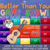 BETTER THAN YOU by Trudy Ludwig: Bragging & Friendship School Counseling Lesson