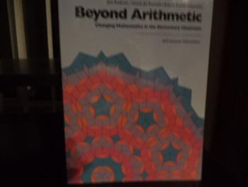 BEYOND ARITHMETIC         ISBN  0-86651-846-0