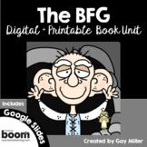 The BFG Novel Study Bundle: Printable + Digital Book Unit