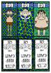 BFG - Big friendly giant-bookmarks in colour, Roald Dahl