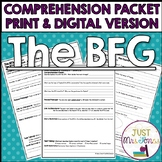 The BFG Comprehension Packet