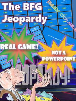 BFG Jeopardy Game