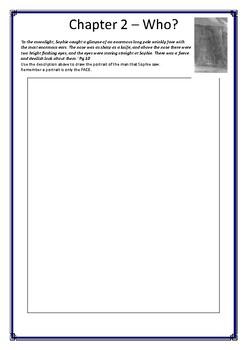 BFG Novel Response Booklet