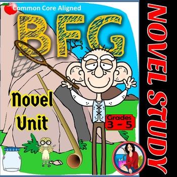 BFG Novel Study and Activities