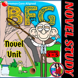 BFG Novel Study and Activities