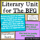 The BFG Novel Study (First half of book/Part I) for Promethean Board