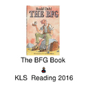 BFG - Roald Dahl Adapted Book picture supported text PDF a