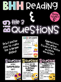 BHH & 3 Big Questions Posters