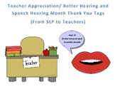 BHSM Candy Tags and Teacher Appreciation
