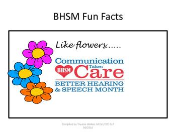 BHSM Facts 2016