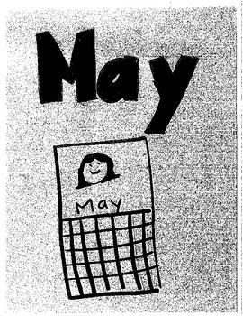 BHSM Symbolstix drawing for bulleting board