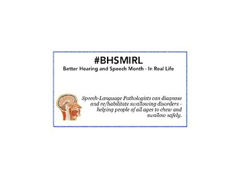 BHSMIRL: Post BHSM Facts in Random Places in Real Life!